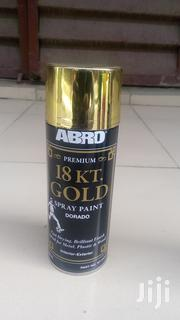 ABRO Spray Paint | Building Materials for sale in Lagos State, Agboyi/Ketu