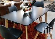 Dining Table by 4 Black   Furniture for sale in Lagos State, Lekki Phase 2
