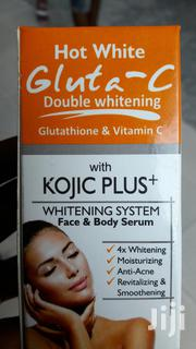Gluta C Double Whitening Serum With Kojic Plus | Skin Care for sale in Lagos State, Amuwo-Odofin