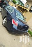 Honda Accord 2009 2.0 i-VTEC Automatic Blue | Cars for sale in Yaba, Lagos State, Nigeria