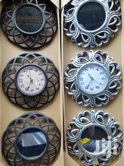 Mirrow And Clock Gift Set By 3pcs | Home Accessories for sale in Lagos State, Ikoyi