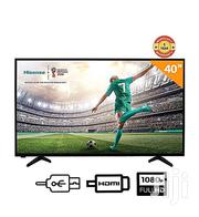 Hisense HD LED TV 40 Inch + Free Wall Bracket | TV & DVD Equipment for sale in Abuja (FCT) State, Wuse