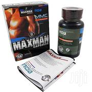 Maxman II Penisenlargement Hard Erection Natural Supplement | Sexual Wellness for sale in Lagos State, Lagos Mainland
