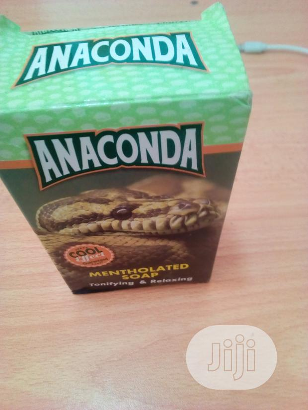 Anaconda Soap