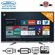 "Haier Thermocool 43"" Android Smart Full HD Digital LED TV K6500 