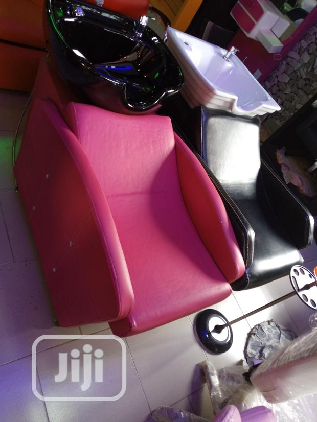 Imported Executive Relaxing Hair Wash Saloon Chairs