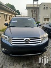 Toyota Highlander 2012 Blue | Cars for sale in Lagos State, Alimosho
