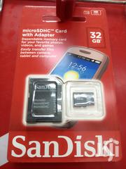 Original Sandisk 32gb Memory Card | Accessories for Mobile Phones & Tablets for sale in Lagos State, Ikeja