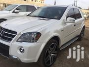 Mercedes-Benz M Class 2011 White | Cars for sale in Lagos State, Isolo