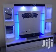 Brand New Turkey Cristal Tv Shelve | Furniture for sale in Lagos State, Victoria Island