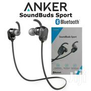 Anker Ipx4 Waterproof Bluetooth Soundbuds Sport | Accessories for Mobile Phones & Tablets for sale in Lagos State, Ikeja