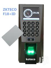 125khz ID Door Access Control And Time Attendance Fingerprint IP /USB | Computer Accessories  for sale in Lagos State, Ikeja