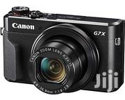 Canon Powershot G7X Mark II 20.1MP 4.2x Optical Digital Camera-Black | Photo & Video Cameras for sale in Abuja (FCT) State, Asokoro