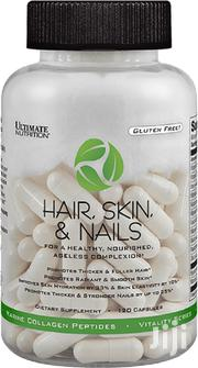 Hair Skin Nails - 120 Capsules | Vitamins & Supplements for sale in Lagos State, Surulere
