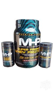 Super Amino+ Acid/Super Whey Protein/Vasculore Pump Enhancer Combo | Vitamins & Supplements for sale in Lagos State, Surulere