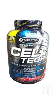 Cell-tech - Fruit Punch | Vitamins & Supplements for sale in Lagos State, Surulere