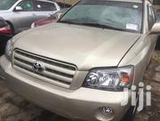 Toyota Highlander 2005 Limited V6 Gold | Cars for sale in Oyo State, Ibadan