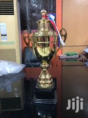 Gold Trophy (Madium) | Arts & Crafts for sale in Lagos State, Ipaja