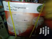 18 Inch Rechargeable Solar Fan For Sale   Home Appliances for sale in Lagos State, Egbe Idimu