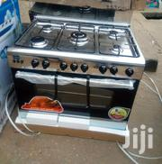 5 Burners Stainless Gas Cooker   Kitchen Appliances for sale in Lagos State, Ojo