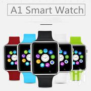 A1 Smarwatch Bluetooth | Accessories for Mobile Phones & Tablets for sale in Lagos State, Ikeja