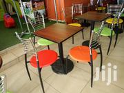 Restaurant Table With Chairs   Furniture for sale in Lagos State, Lekki Phase 1