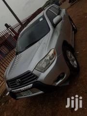 Toyota Highlander 2008 Sport Silver | Cars for sale in Oyo State, Egbeda