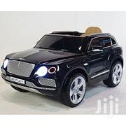 Bentley Suv 12v Licensed Kids Ride on Car With Remote Control - Black | Toys for sale in Imo State, Owerri West