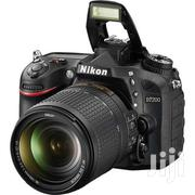 Nikon D7200 DSLR Camera With 18-140mm Lens | Photo & Video Cameras for sale in Lagos State, Ikeja
