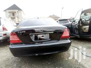 Mercedes-Benz S Class 2003 Black | Cars for sale in Abia State, Aba North