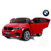 BMW X6 M Electric Ride on Car, Light -Red, | Toys for sale in Bayelsa State, Yenagoa