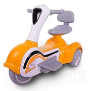 Kids Motortrike Electric Ride on Toy Childs Bike Motorcycle - Yellow | Toys for sale in Lagos State, Isolo