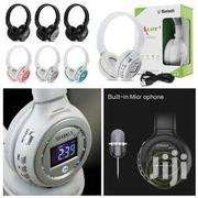 Zealot Bluetooth Headset With LCD Display | Headphones for sale in Lagos State, Victoria Island