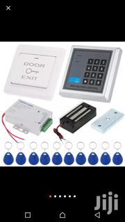 Full Complete 125khz Rfid Card Reader Door Access Control Security | Computer Hardware for sale in Lagos State, Ikeja