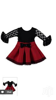 Turkey Kids Fitted Dress | Children's Clothing for sale in Lagos State, Isolo