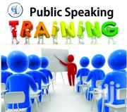 Public Speech Communications And Presentation Training | Classes & Courses for sale in Abuja (FCT) State, Gwarinpa