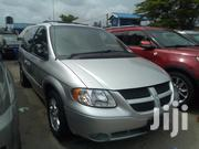 Dodge Caravan 2.5 2001 Silver | Cars for sale in Lagos State, Apapa