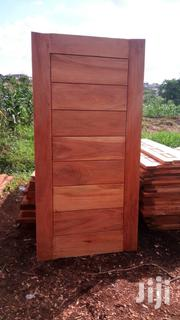 Seasoned N Solid Mahogany Door | Doors for sale in Lagos State, Mushin