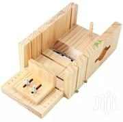 Wooden Soap Cutter Box Accurate Wire Cutting Adjustable Front Board | Manufacturing Equipment for sale in Abuja (FCT) State, Kuje
