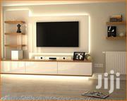 Ravit High Gloss Tv Wall Unit | Furniture for sale in Lagos State, Agege