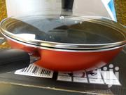 Norland Health Domestic Frying Pan. You Can Fry Your Food Without Oil | Kitchen & Dining for sale in Abuja (FCT) State, Asokoro