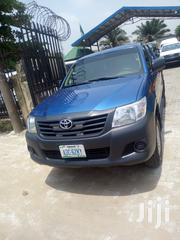 Toyota Hilux 2013 Blue | Cars for sale in Lagos State, Lagos Mainland
