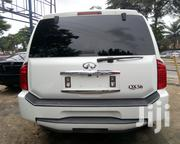 Infiniti QX 2008 White | Cars for sale in Abia State, Aba North