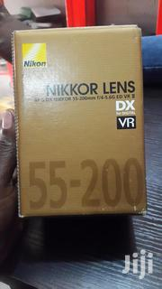 Nikon Lens DX For Digital VR 55-200mm Very Strong | Accessories & Supplies for Electronics for sale in Lagos State, Ikeja