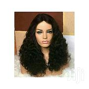 Full Fumi Curls Hair With Closure Wig | Hair Beauty for sale in Lagos State, Ikeja