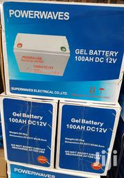 100ah Power Waves Battery | Solar Energy for sale in Lagos State, Ojo