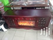 Quality Exotic Fire Place Tv Stand | Furniture for sale in Abuja (FCT) State, Garki I