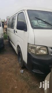 Toyota HiAce 2004 White | Buses & Microbuses for sale in Lagos State, Ojodu
