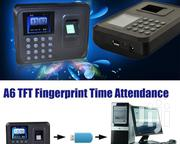 Biometric Fingerprint Attendance Clock Employee Payroll Recorder +USB | Home Accessories for sale in Lagos State, Ikeja