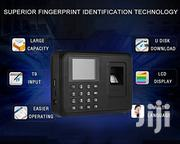 Fingerprint Attendance Time Clock Employee Payroll Recorder +USB | Computer Hardware for sale in Lagos State, Ikeja